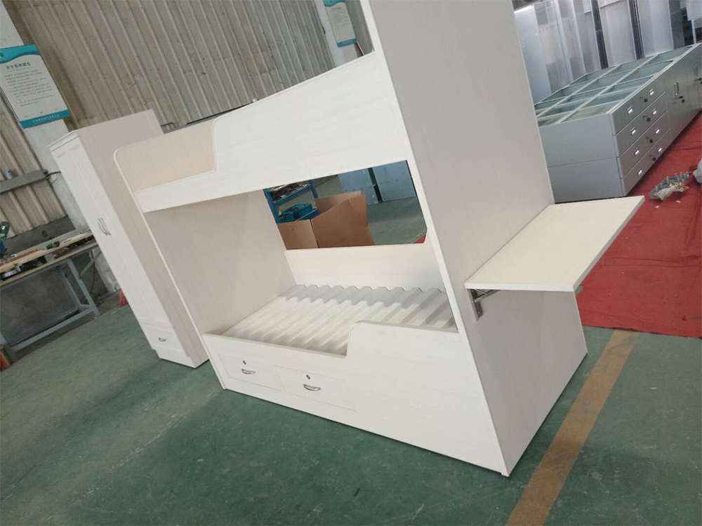 Marine Aluminum Bunk Bed with Drawers