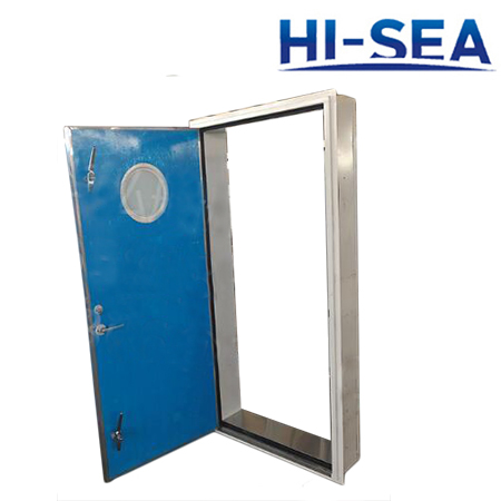 Marine Fire Retardant Door