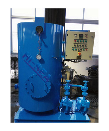 DRG-1.0 Hot Water Tank