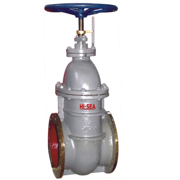 Marine Cast Steel Flanged Gate Valve CBM1092-81