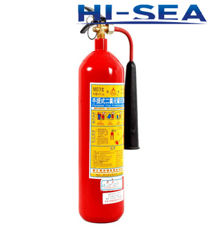 10lbs CO2 fire extinguisher