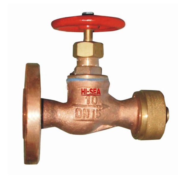 Marine Bronze Hose Connection Valve CBM1109-82