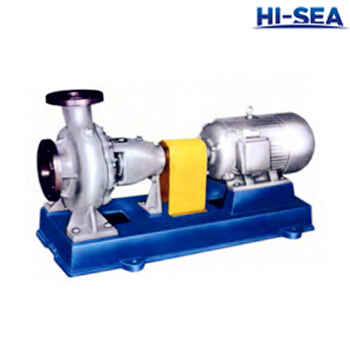 CWL Marine Horizontal Centrifugal Pump