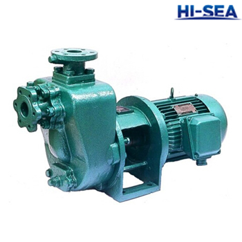 CBZ Marine Horizontal Self-priming Centrifugal Pump