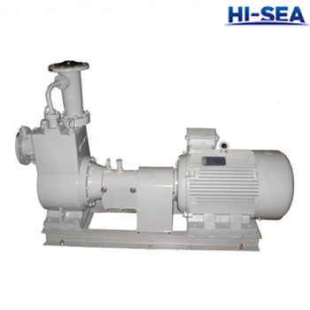 CYZ Marine Self-Priming Centrifugal Pump