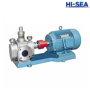 YCB-G Marine Heat Insulating Gear Pump