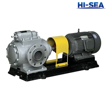3G Marine Three Screw Pump