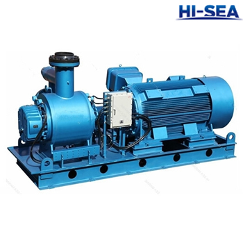 2W.W Marine Twin Screw Pump
