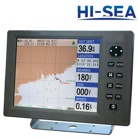 12-Inch GPS and Chartplotter Combo