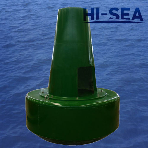 1200mm FRP Navigation Buoy