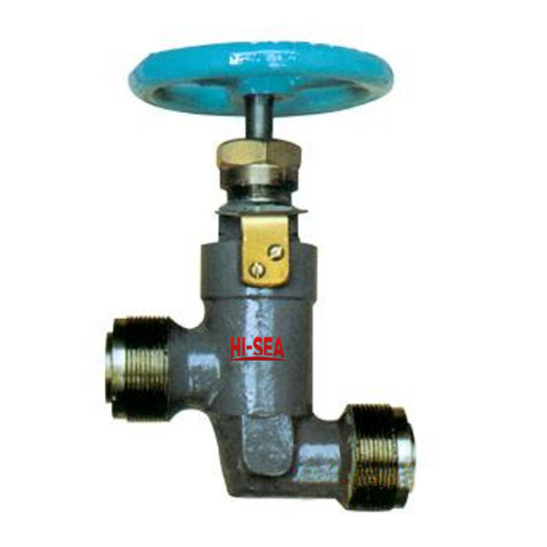 Marine Forged Steel Male Screw Thread Stop Check Valve GB/T1241-1983
