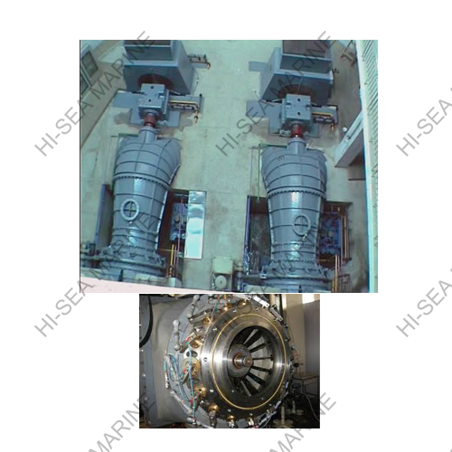 1250kw Tubular Turbine