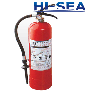 12L portable foam fire extinguisher