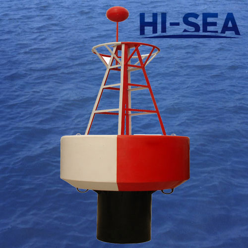 1500mm GFRP Navigation Mark Buoy