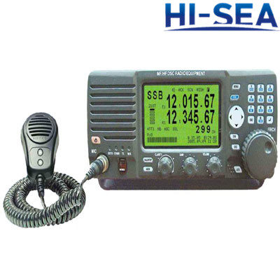 150W MF/HF DSC Radio Equipment