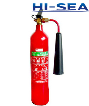 15lbs CO2 fire extinguisher