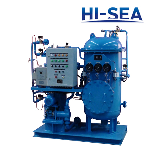 15ppm Oil Water Separator Factory