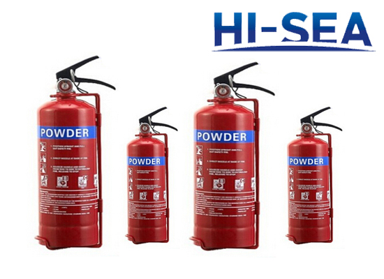 1KG, 2KG Fire Extinguisher Cylinder for Cars or Ships