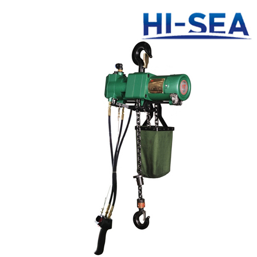 Explosion-proof Pneumatic Hoist