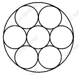 mitsubishi 7 wire tsi diagram single 7 wire strand diagram #9