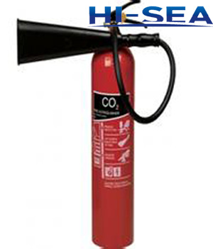 2 kg portable CO2 fire extinguisher with CE approved