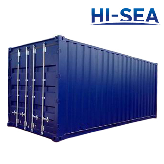 20 Foot GP Dry Cargo Container
