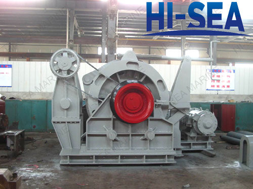 200kN Electric Mooring Winch