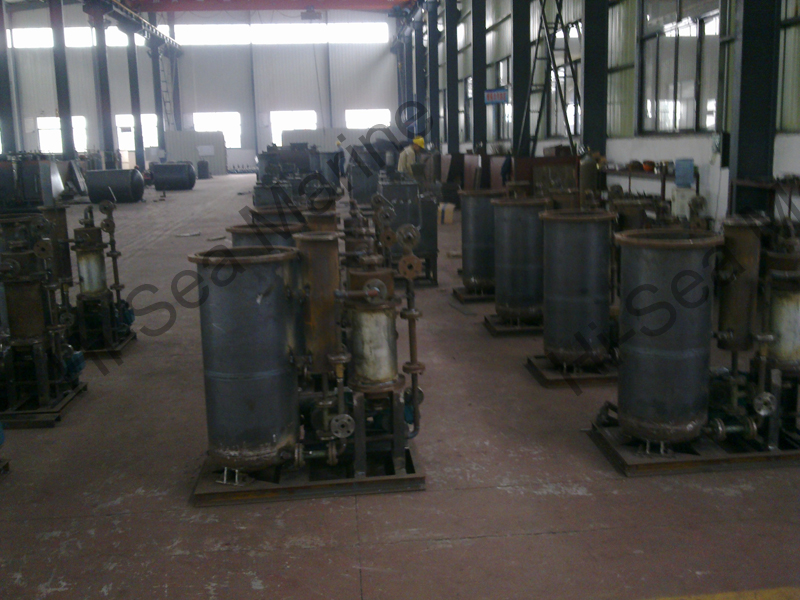 Marine Oil Water Separator