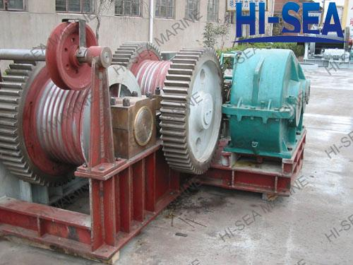 Electric Friction Winch