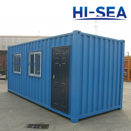 20ft Demountable Container House