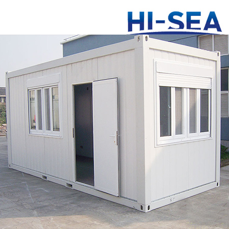 20ft Easy Assembled Container House