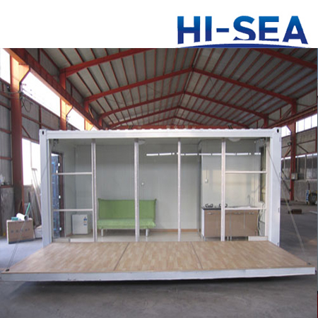 20ft Modified Shipping Container House Supplier China
