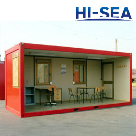 20ft Prefabricated Container House