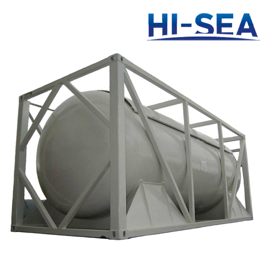 20ft Stainless Steel Tank Container
