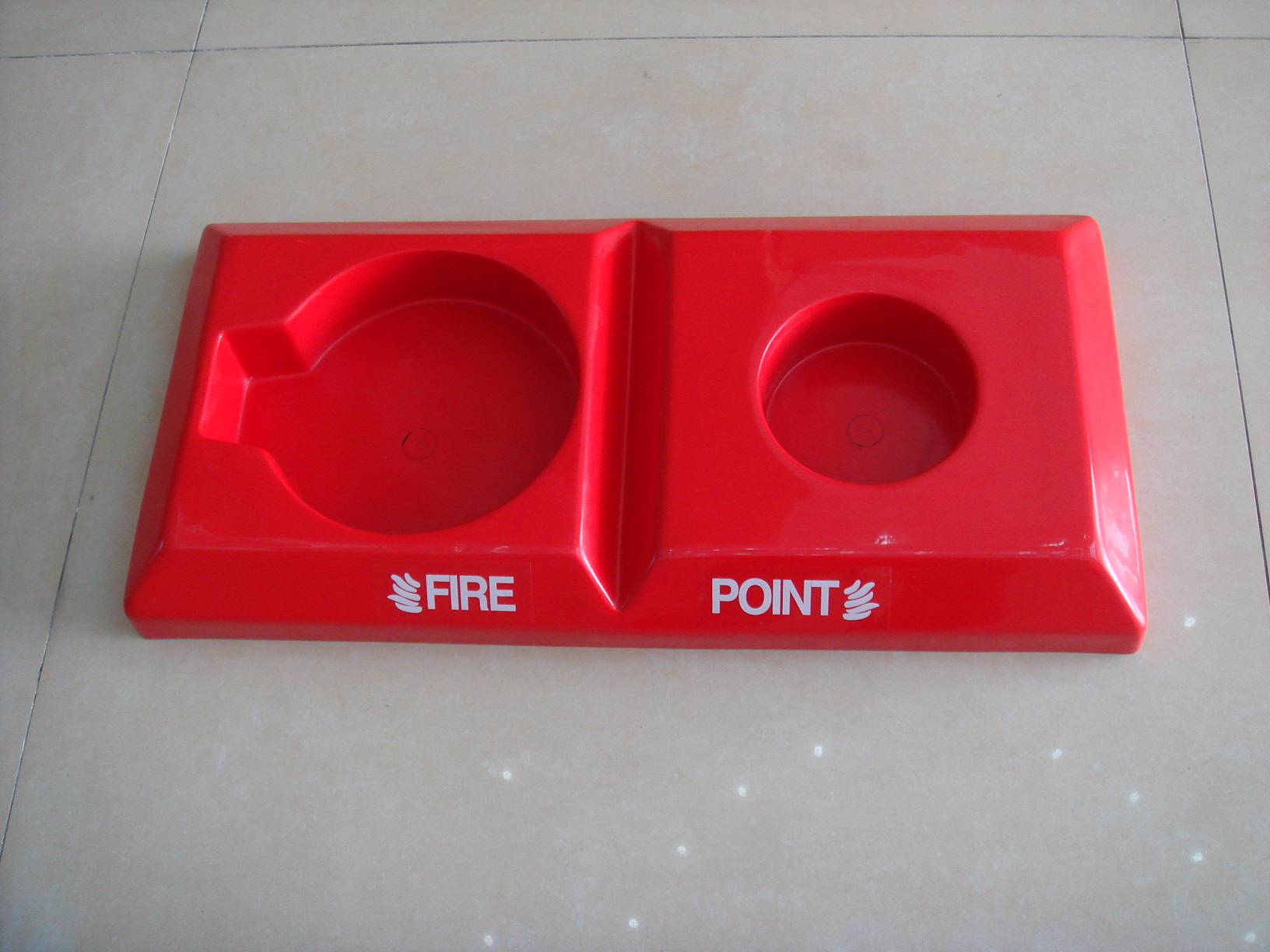 Double Universal Fire Points