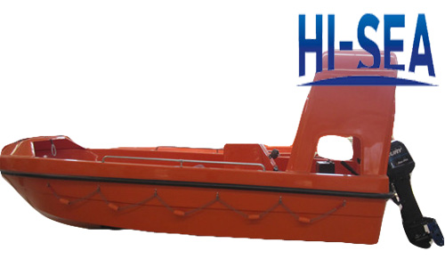 25 Knots High Speed FRP Rescue Boat