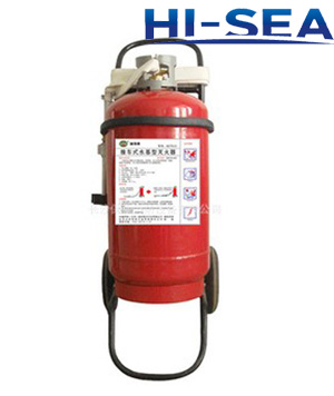 25L Wheeled water based fire extinguisher