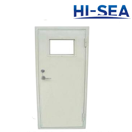 Aluminum Hollow Door