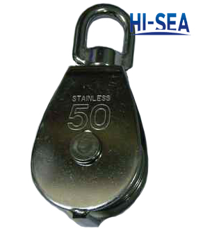 304 Stainless Steel Pulley Block