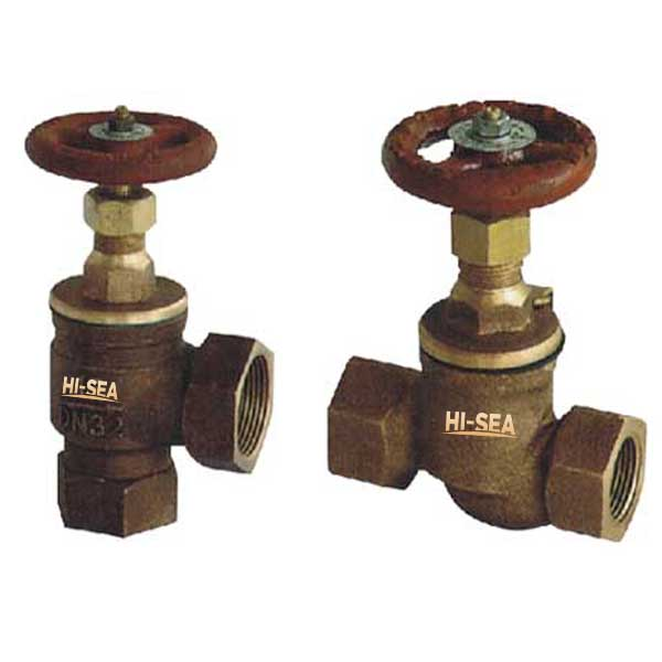 Marine Cast Bronze Female Thread Stop Valve CB/T309-1999