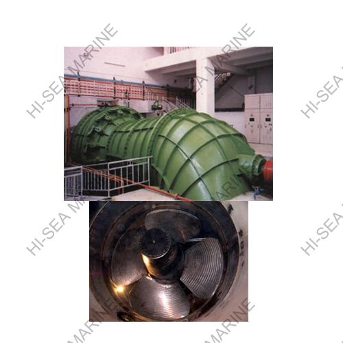 High Efficient Tubular Turbine