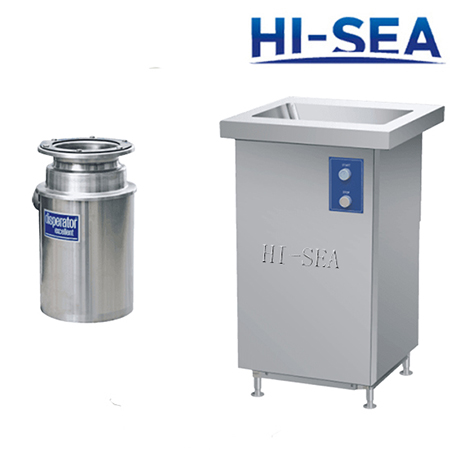 Marine Kitchen Waste Disposal