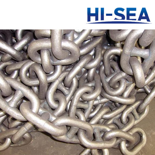 34mm U2 Stud Link Anchor Chain