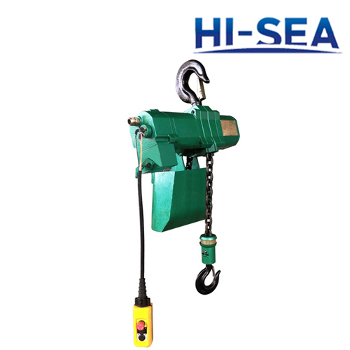 3T Hook Suspended Pneumatic Chain Hoist