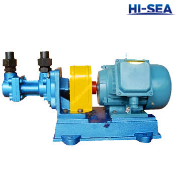 3GR Marine Screw Pump