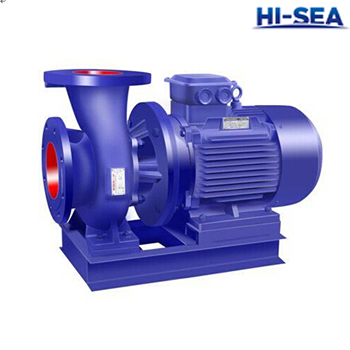 CSW Marine Horizontal Centrifugal Pump