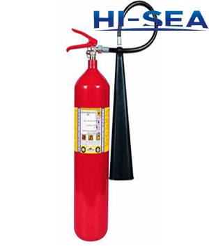4 kg portable CO2 fire extinguisher with CE approved