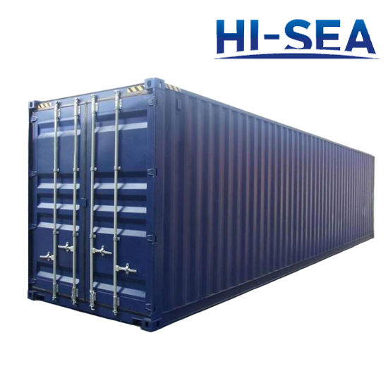 40 Foot GP Dry Cargo Container