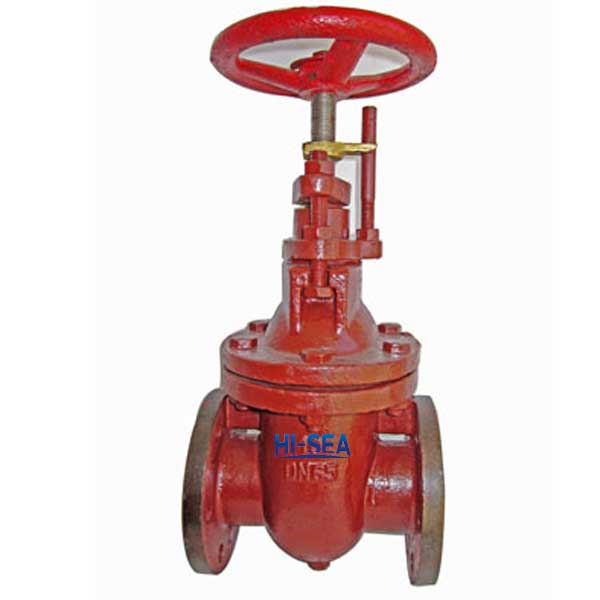 Marine Cast Iron Gate valve GB/T465-1995