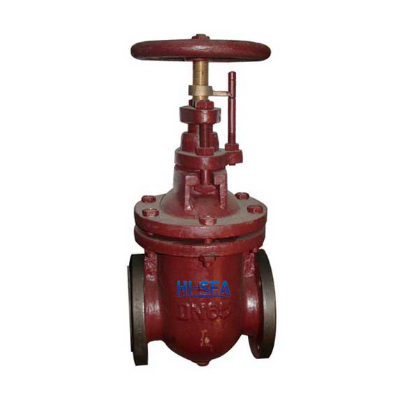 Marine Cast Steel Gate Valve CB/T466-1995
